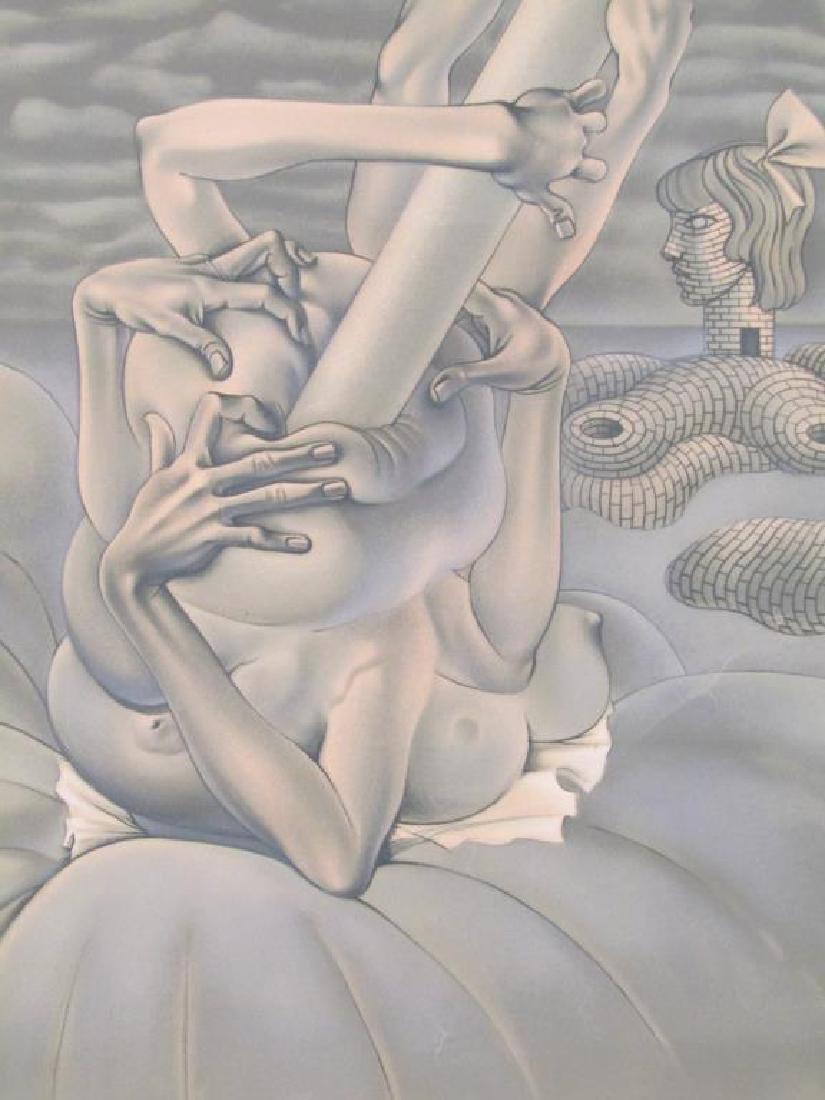 Hans Bellmer - Lithograph - 4
