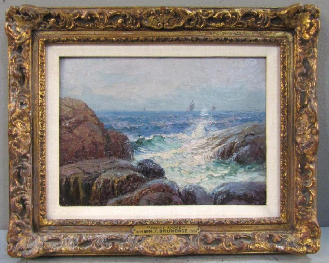 William Tyson Brundage (American, 1849 - 1923) - 2