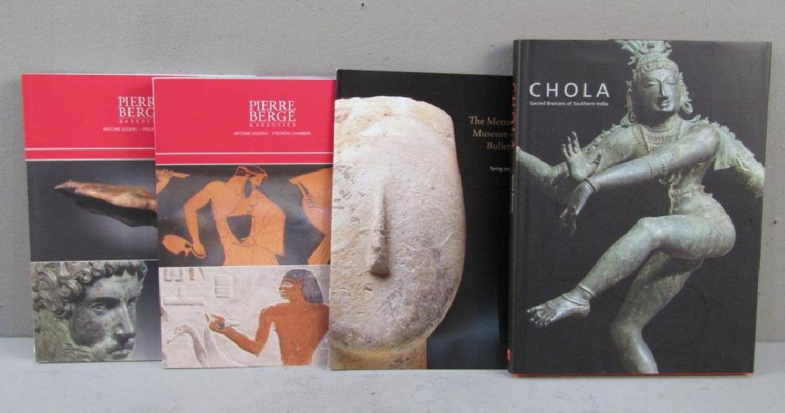 4 Books on Antiquities