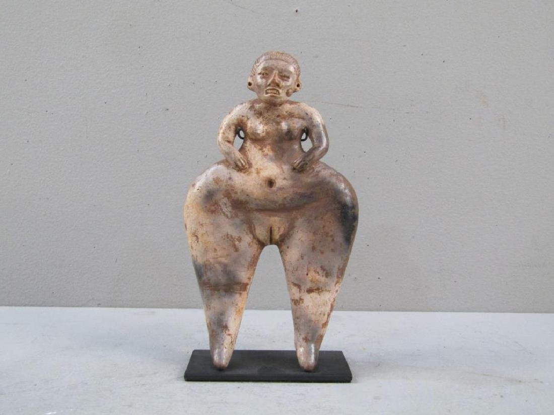 Pre Columbian Style Ceramic Figure **