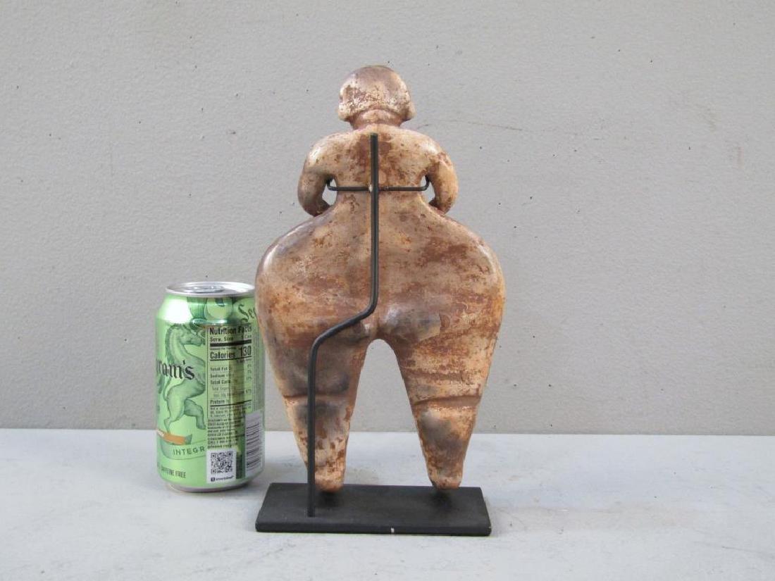 Pre Columbian Style Ceramic Figure ** - 3