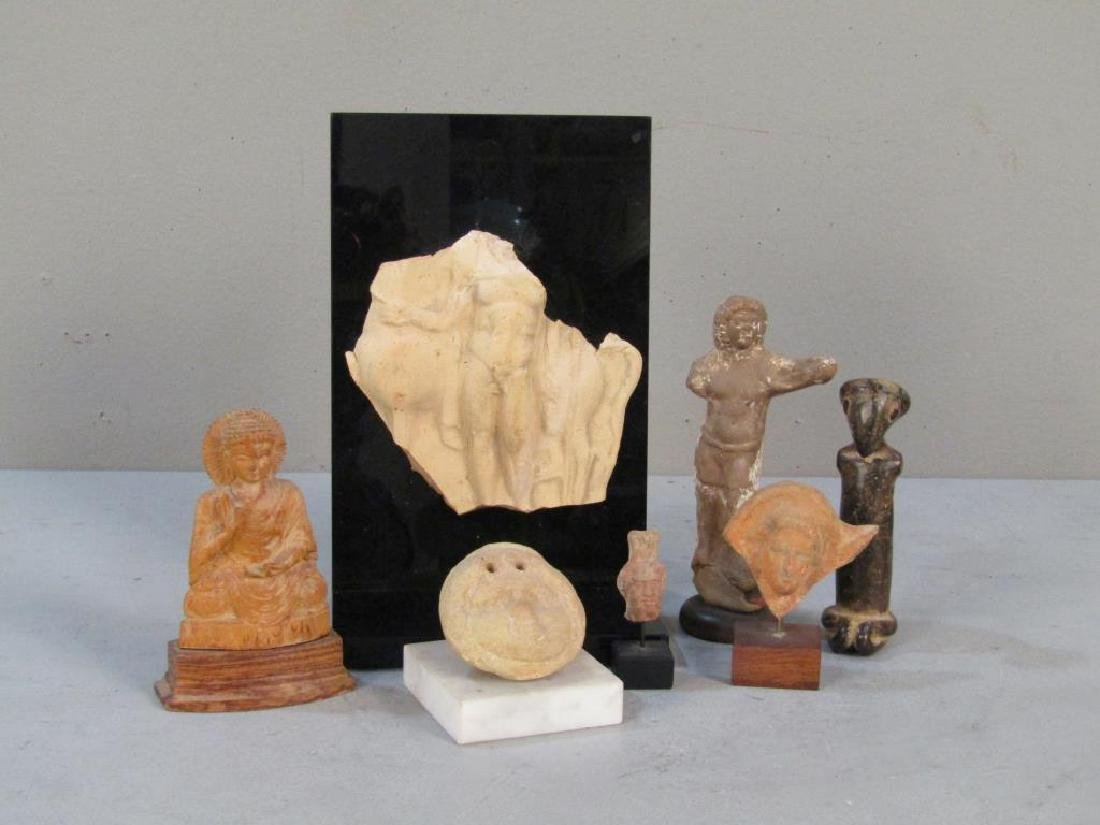 Assorted Antiquity Pre Columbian Style Articles