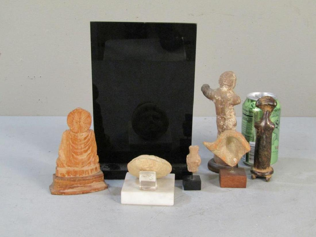 Assorted Antiquity Pre Columbian Style Articles - 2