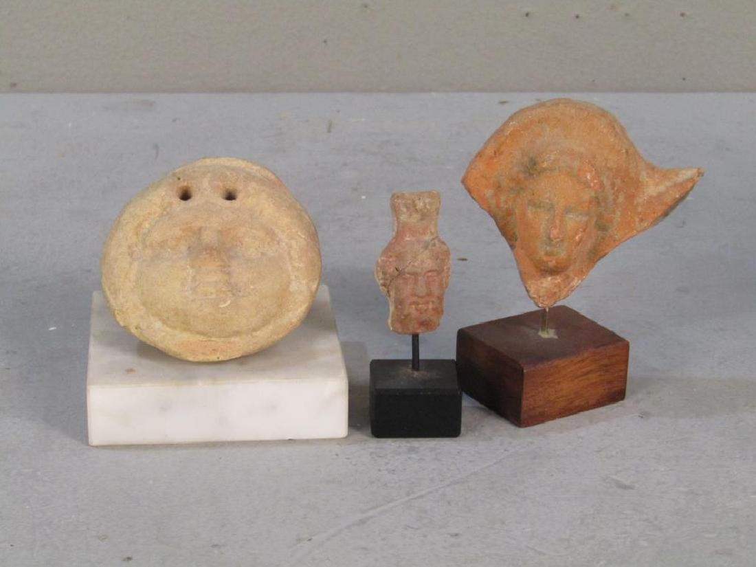 Assorted Antiquity Pre Columbian Style Articles - 3