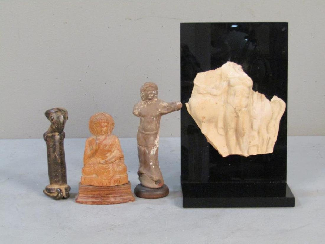 Assorted Antiquity Pre Columbian Style Articles - 5