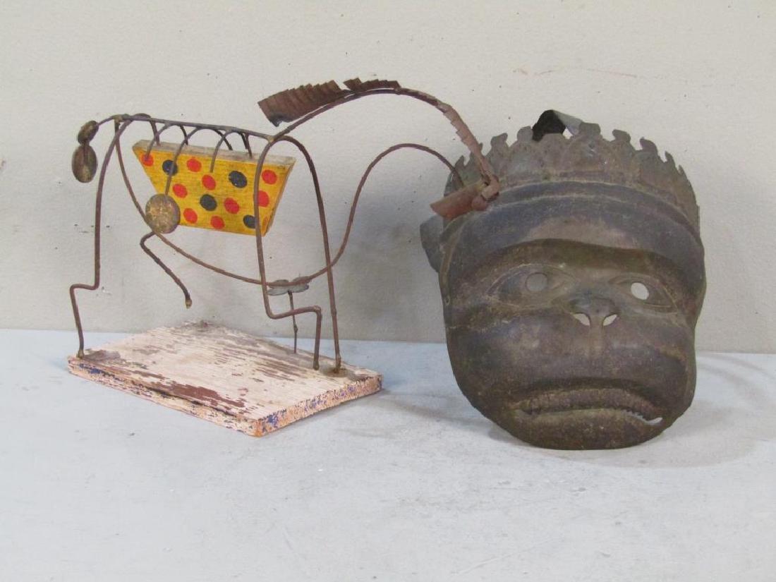Assorted Art & Ethnic Items - 3