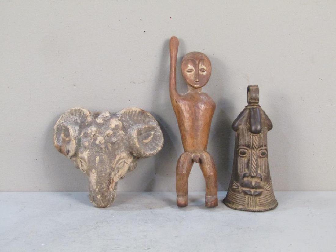 Assorted Art & Ethnic Items - 4