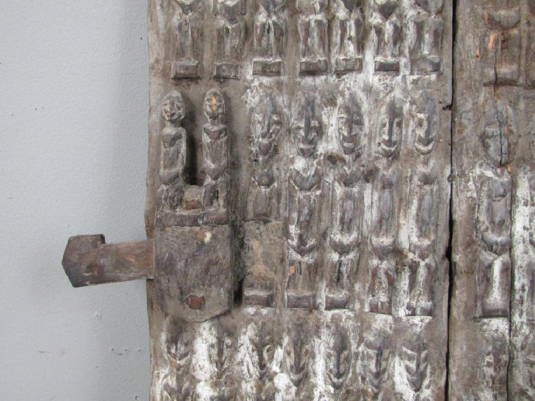 Antique African / Ethnic Door - 3
