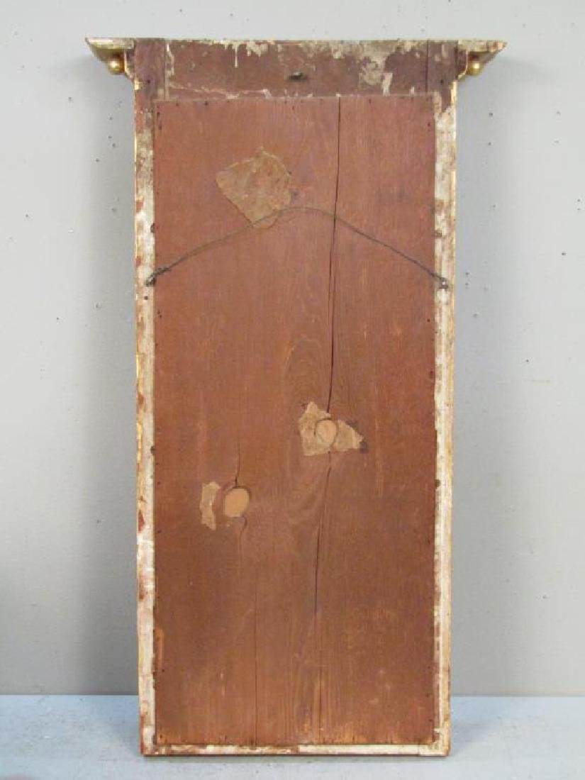 Antique Federal Giltwood Mirror - 6