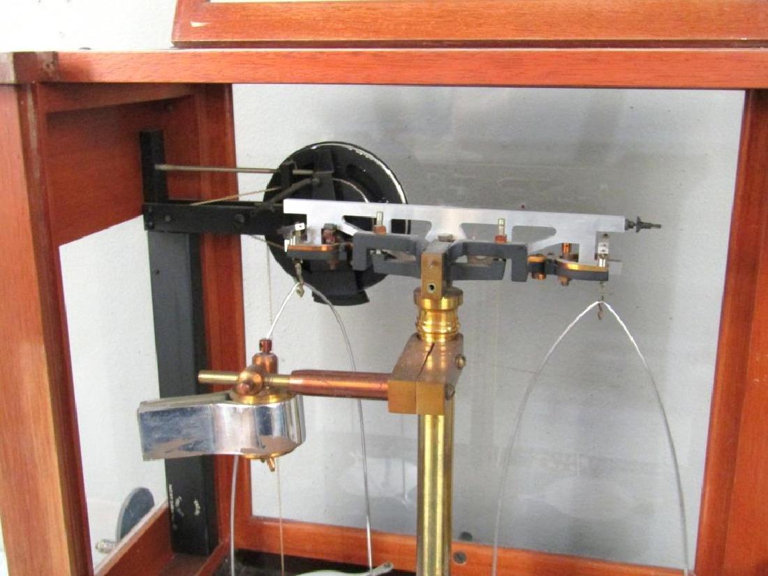 Chainomatic Wood Case Balance Scale - 10
