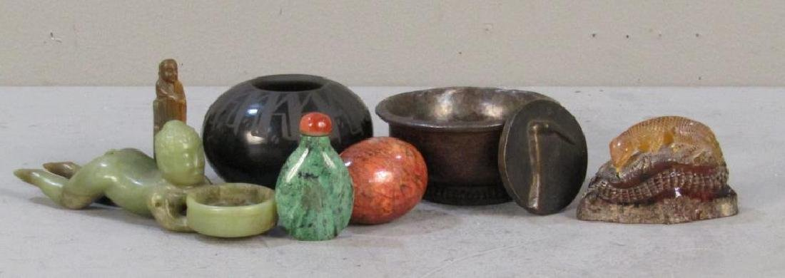 Assorted Asian Decorative Articles