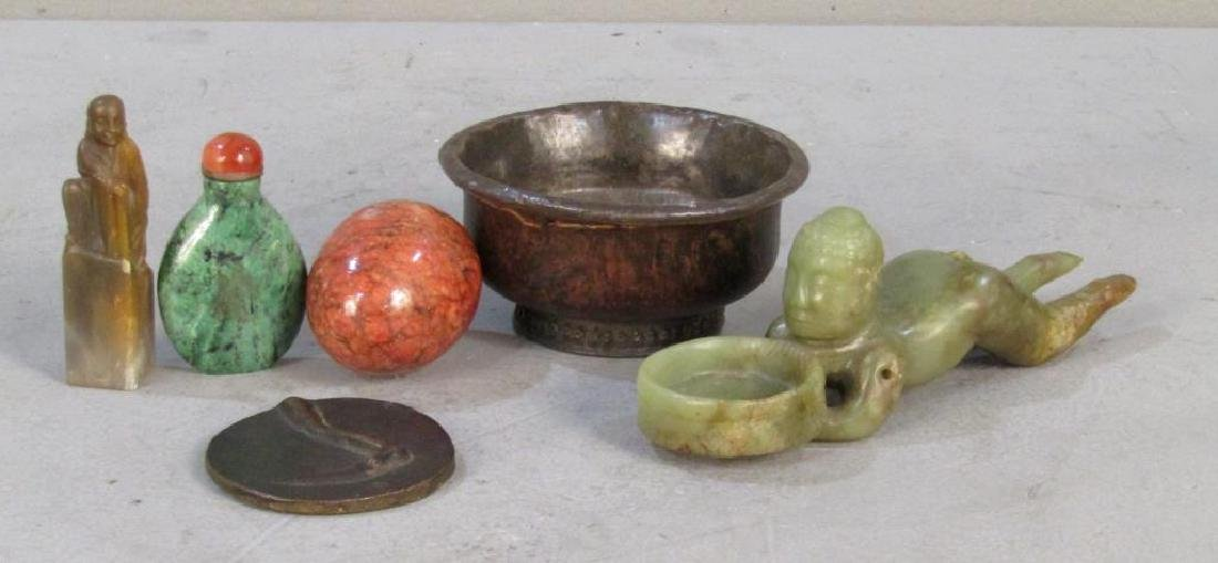 Assorted Asian Decorative Articles - 3