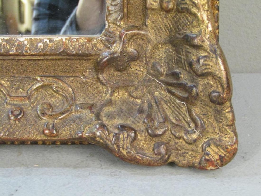 Georgian Style Gilt Framed Mirror - 4