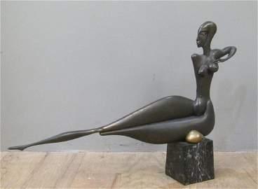 Paul Wunderlich (German, 1927- 2010) - Bronze