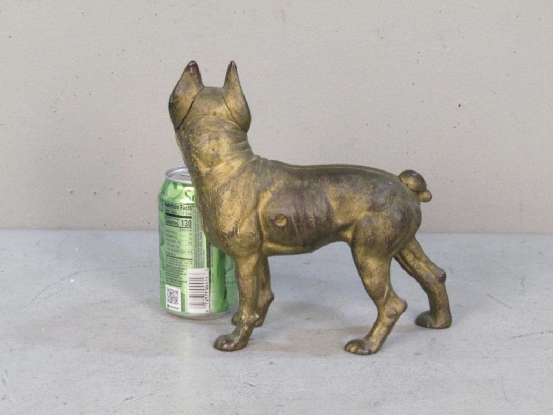 Cast Iron Bulldog Doorstop - 2