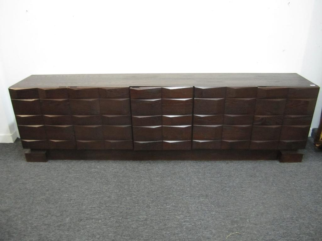 "24: Modernist ""Holly Hunt"" Style Sideboard"