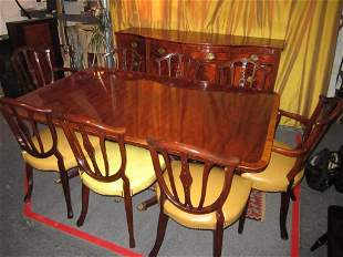 152: Schmieg & Kotzian Dining Table