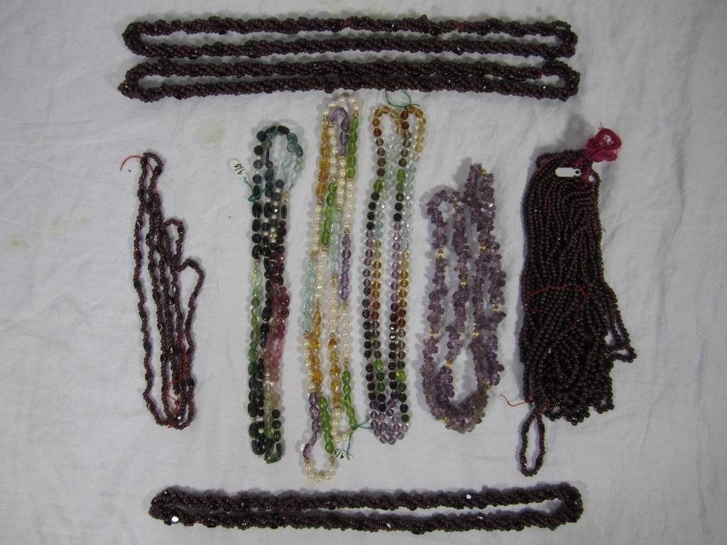 23: Costume Jewelry Lot (As is)