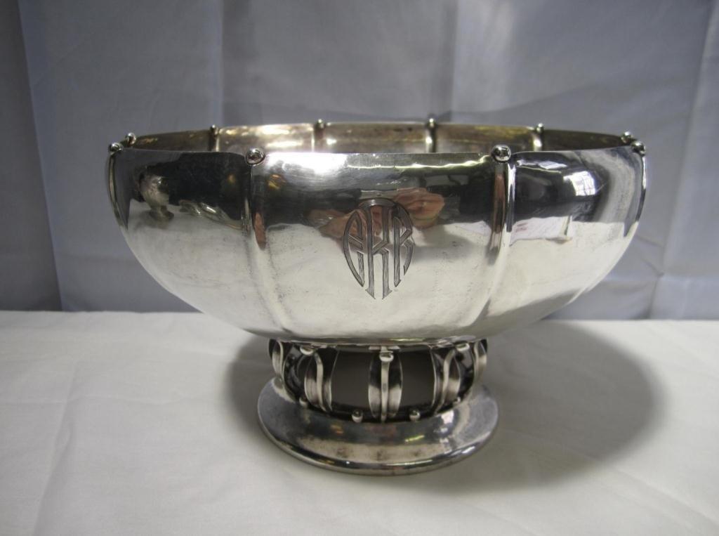 12: Black, Starr & Frost Gorham Sterling Bowl (39 oz.)