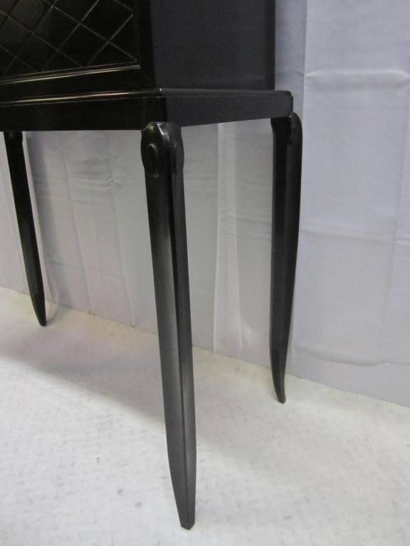 2: French Art Deco High Leg Fall Front Desk - 4
