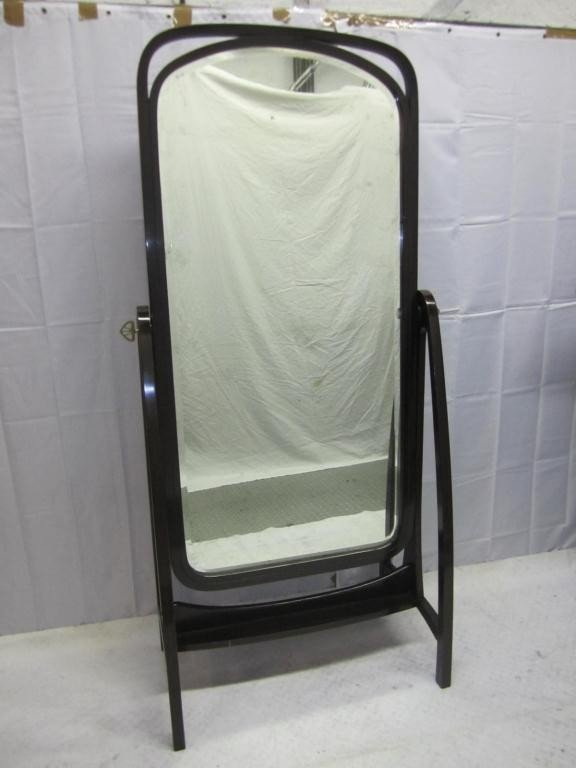 3: Josef Hoffmann Style Cheval Mirror