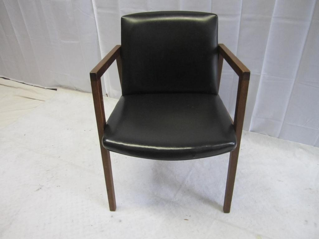 136: Marble Imperial Mid-Century Arm Chair - 2