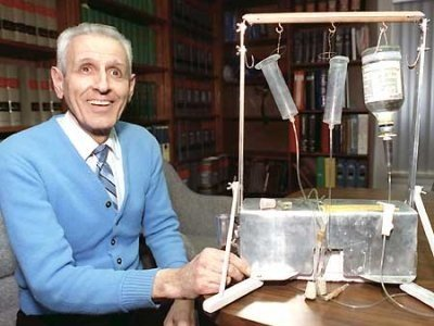 """78: The """"Thanatron"""" Invented by Dr. Jack Kevorkian"""