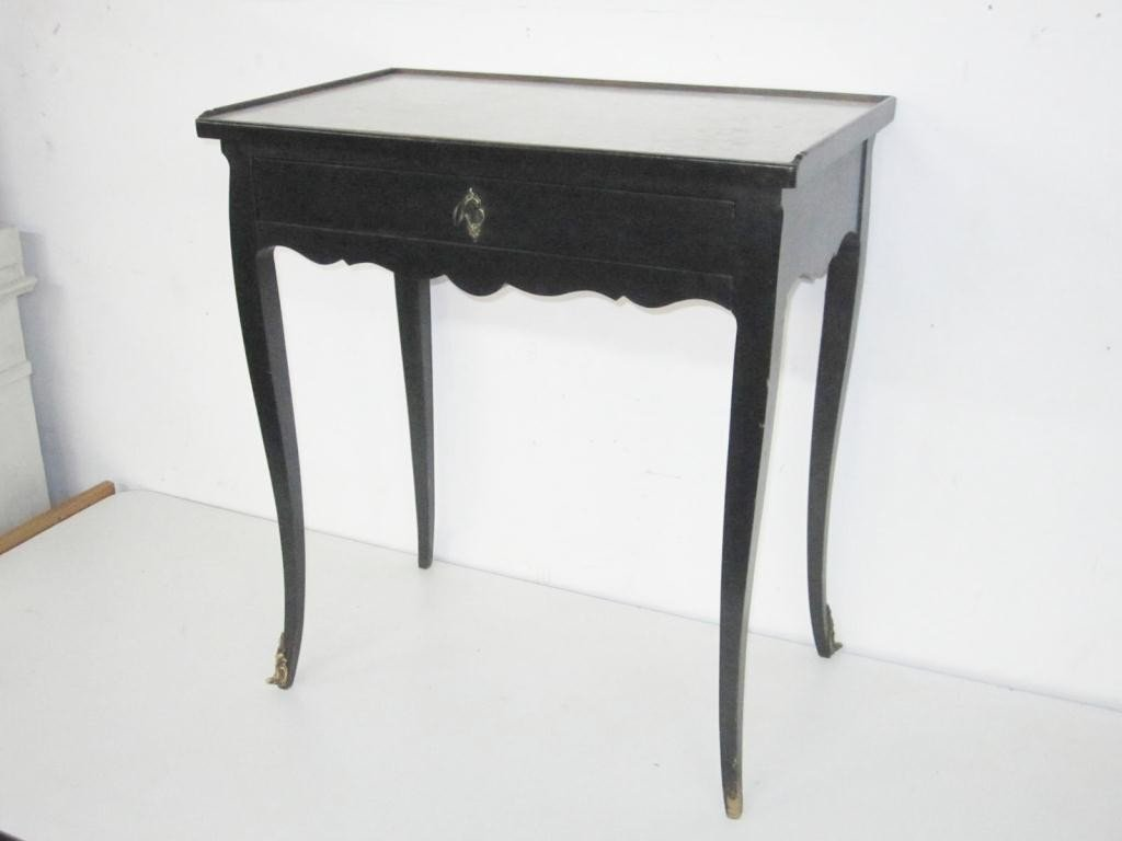 271: Antique French Vanity Table - 2