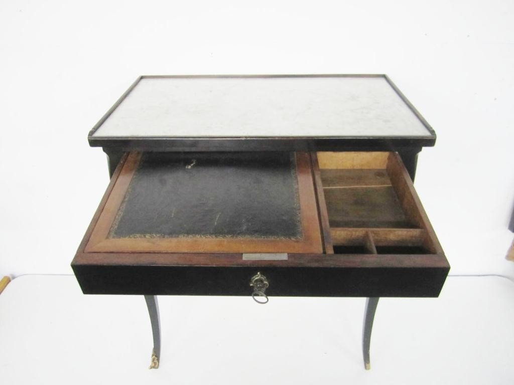 271: Antique French Vanity Table - 3