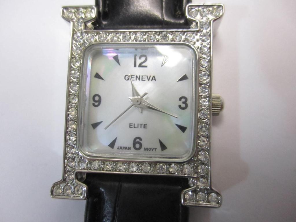 359: Geneva Elite Quartz Wrist Watch - 2