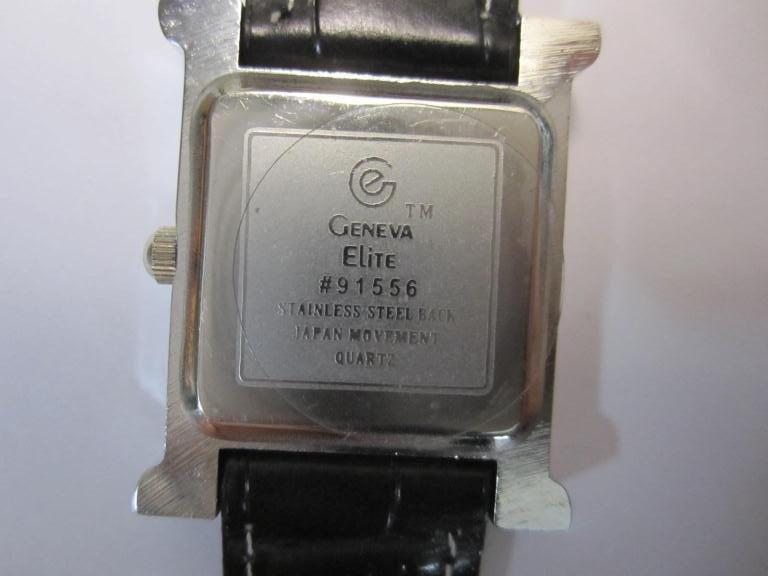 359: Geneva Elite Quartz Wrist Watch - 3