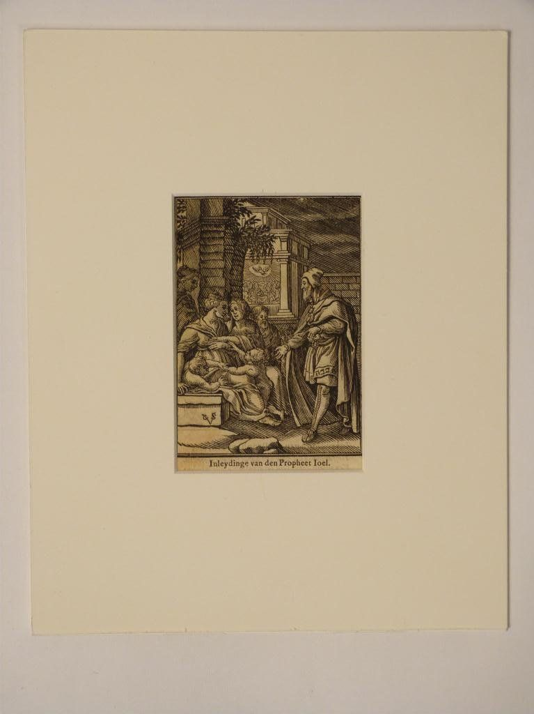 363: Assorted Old Master Etchings and Book Prints