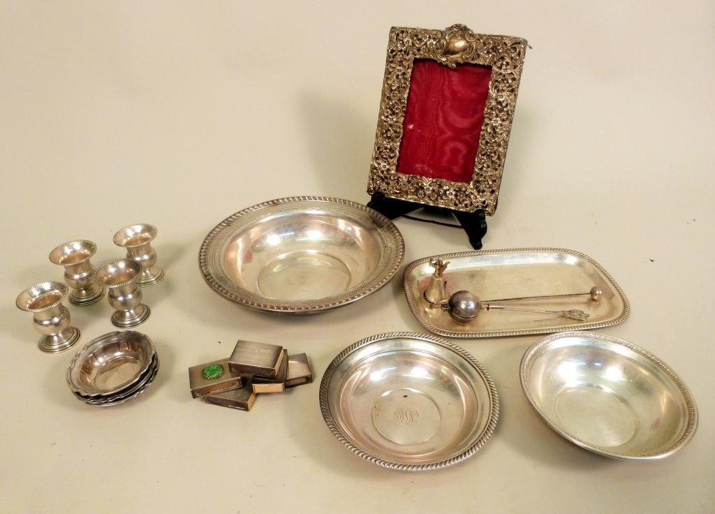 3: Assorted Lot of Sterling Silver