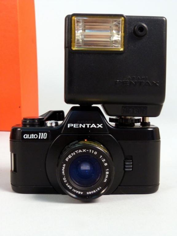 392: Pentax SLR System & Polaroid Spectra System SE - 3