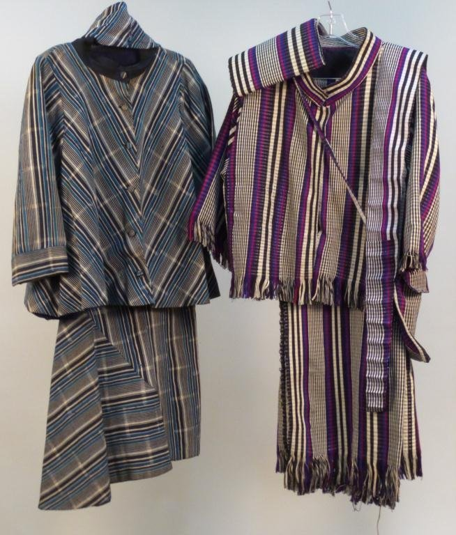 Zelda Kaplan 2 Striped Outfits