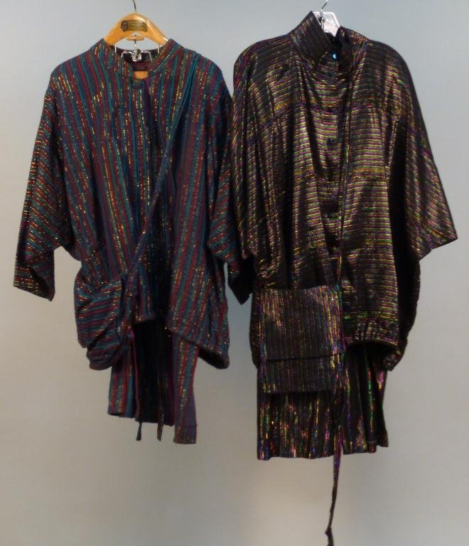 Zelda Kaplan 2 Striped Gold Thread Outfits