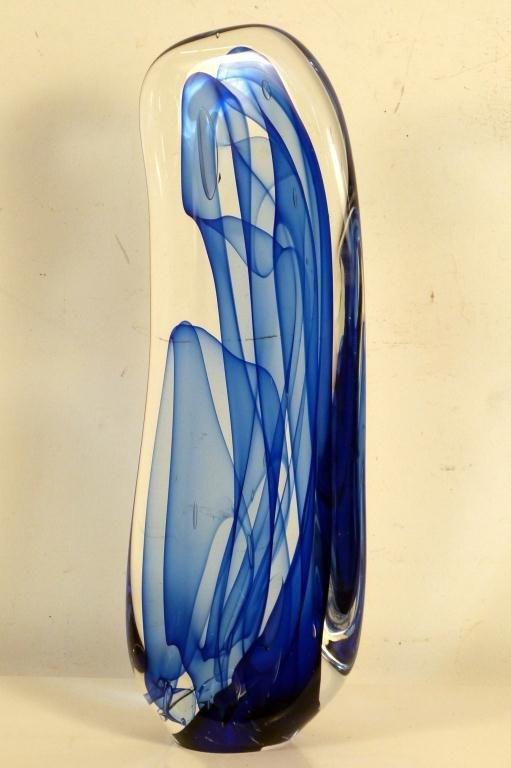 13: John McDonald Art Glass