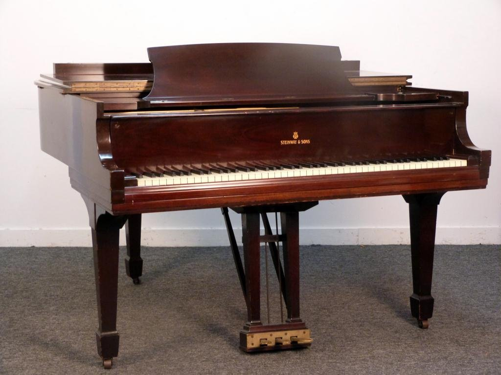 121: Steinway Grand Piano