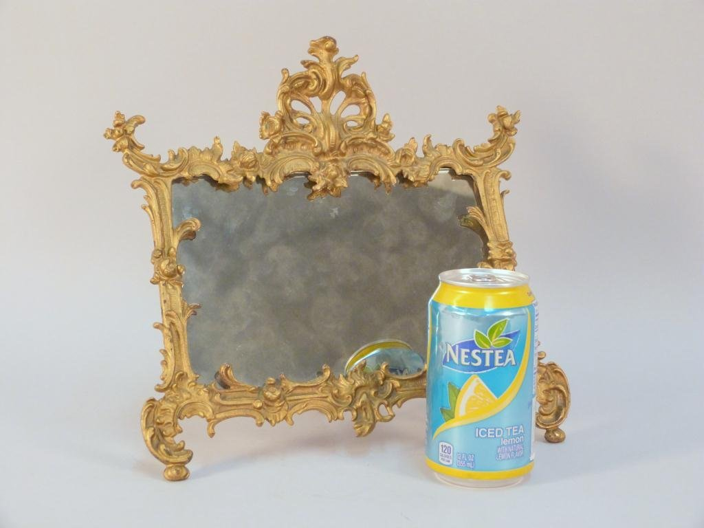 French Style Table Easel Mirror