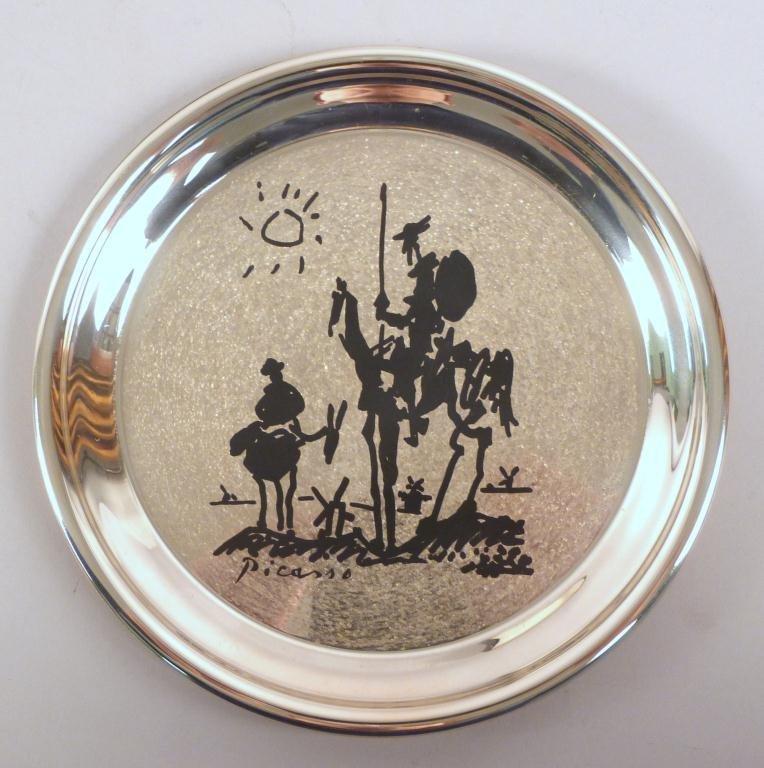 Washington Mint Sterling Silver Plate