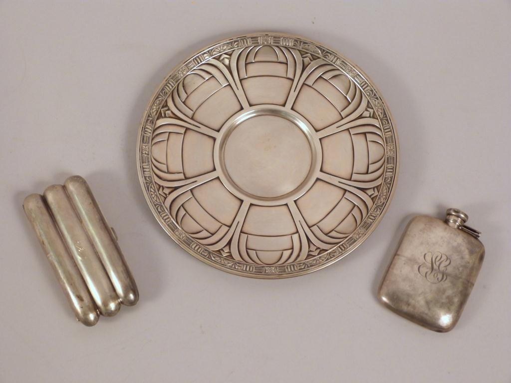 3 Sterling Silver Articles