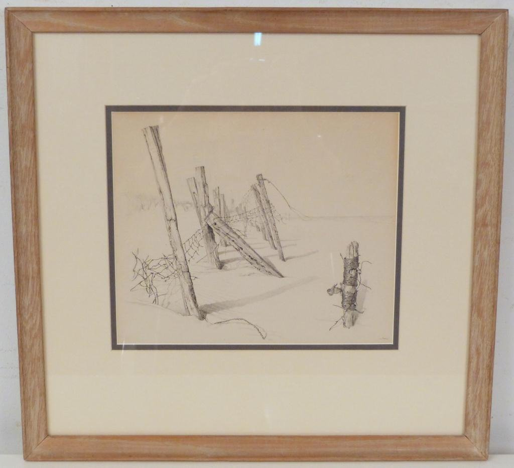 Paul Cadmus (American, 1904-1999) - Pen & Ink **