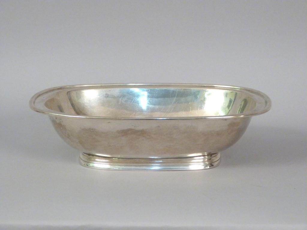 Erickson Sterling Silver Open Dish