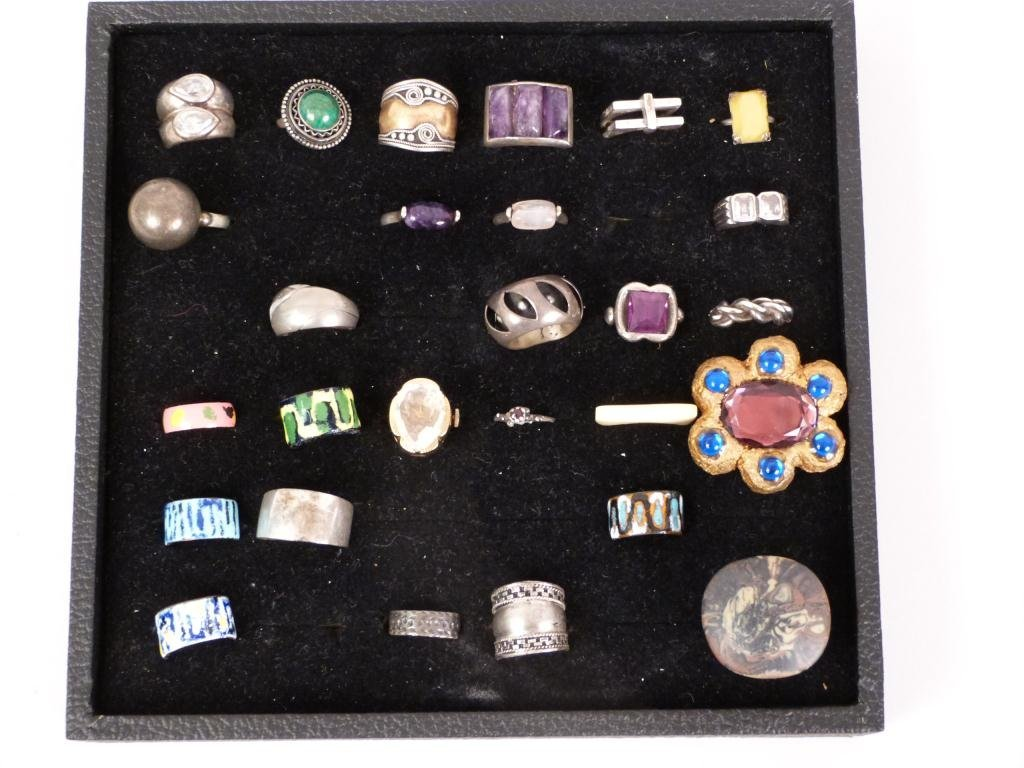 Assorted Ladies Rings