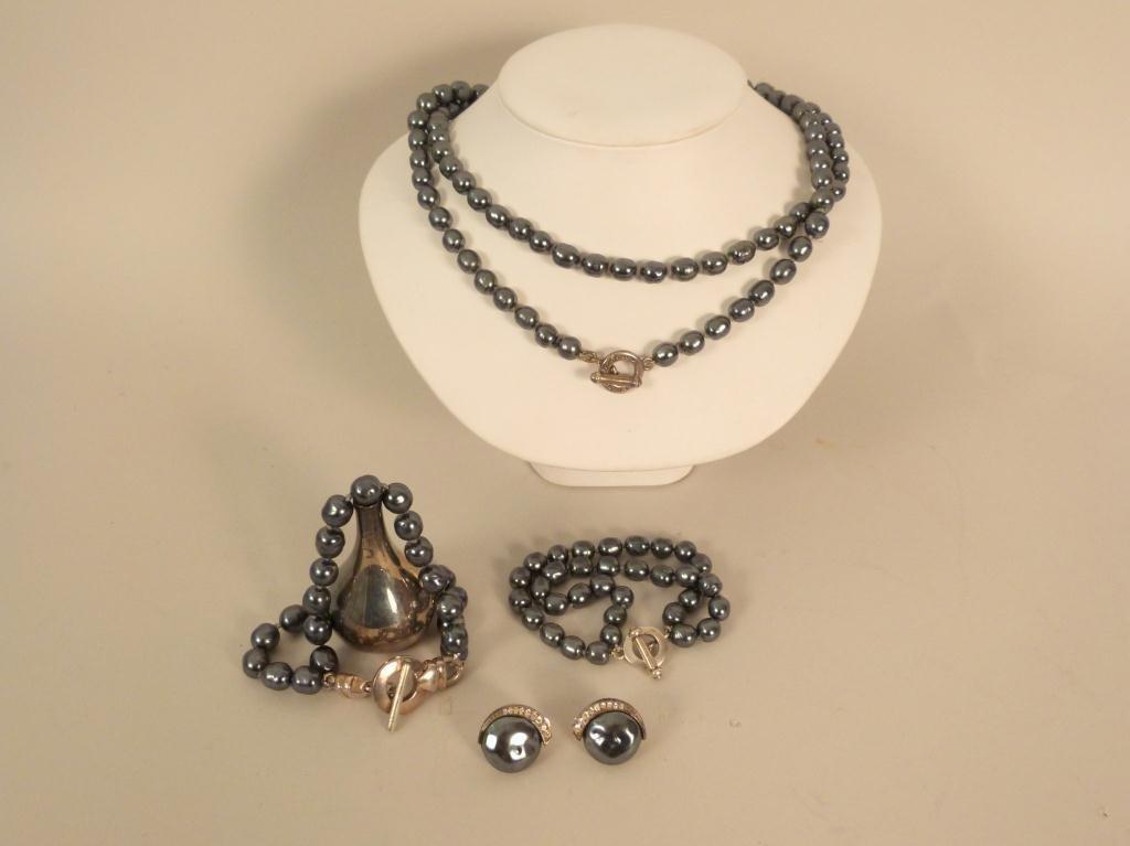 Marcasite Jewelry Lot