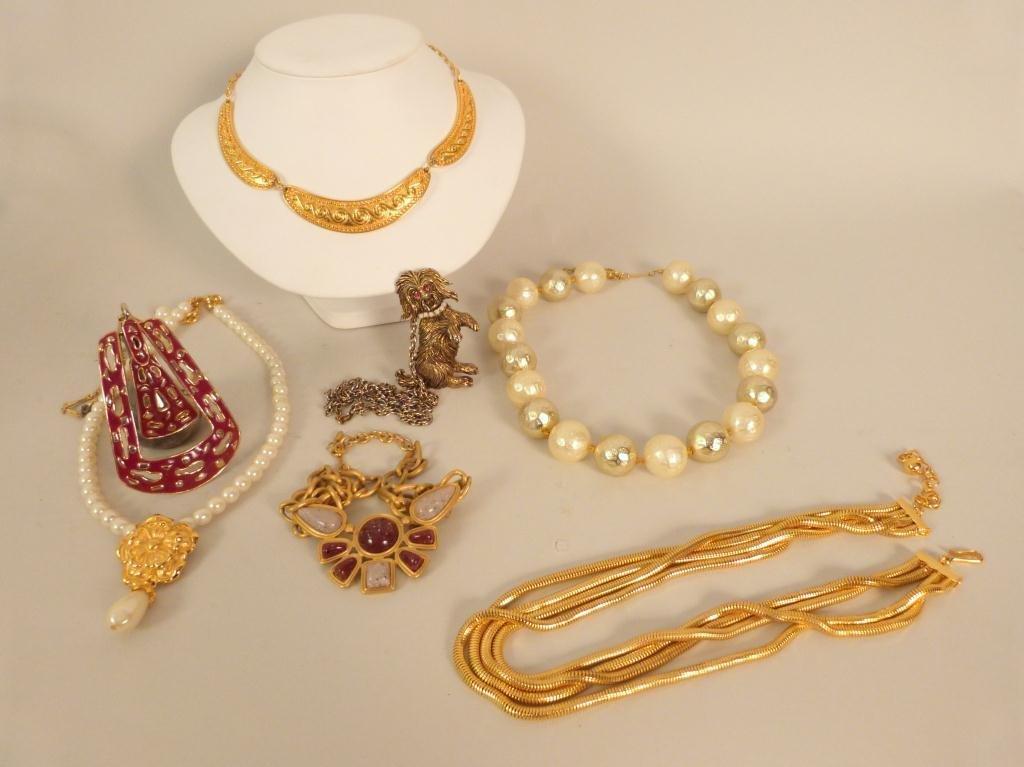 Costume Jewelry Lot -
