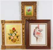 3 Assorted Works