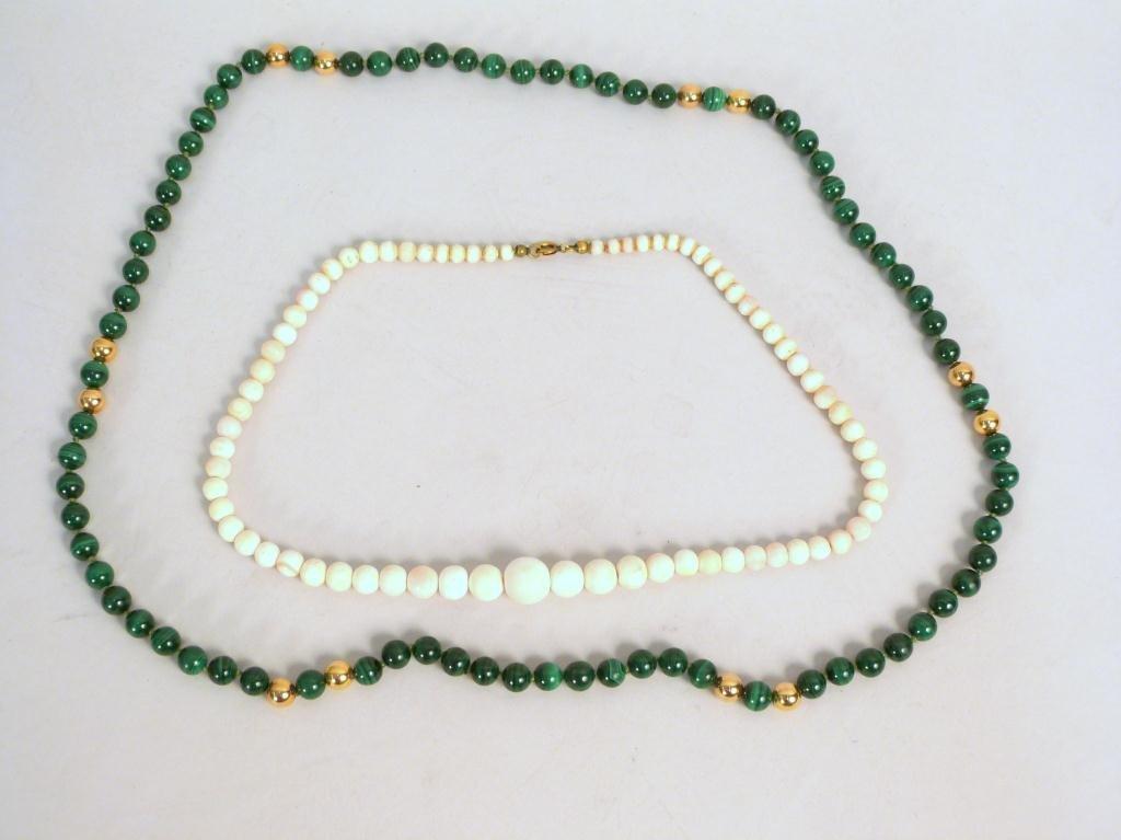 2 Ladies Necklaces