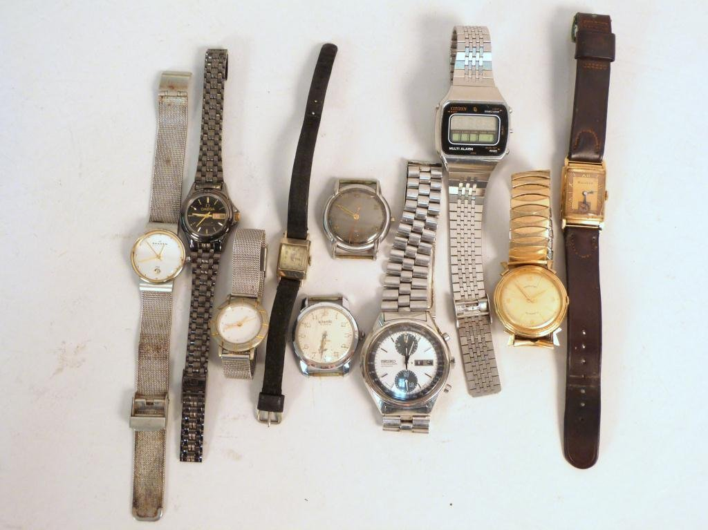 Assorted Men's and Ladies Wrist Watches