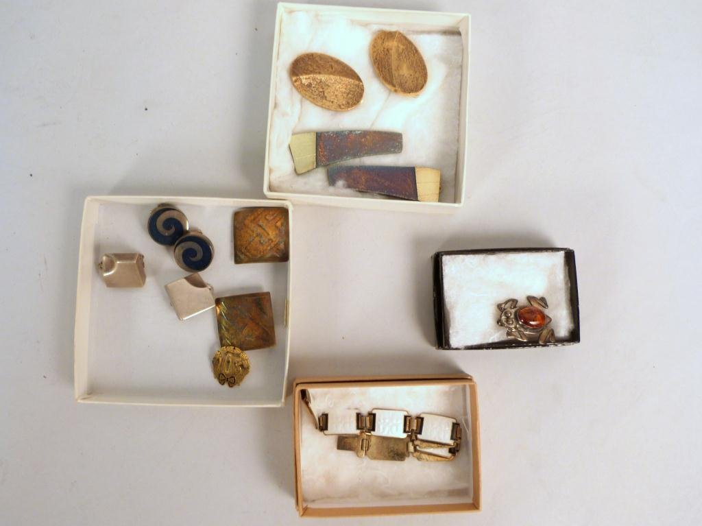 Assorted Signed Designer Sterling Jewelry